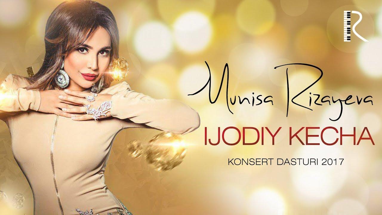 Munisa Rizayeva - Ijodiy kecha nomli konsert dasturi 2017 #UydaQoling