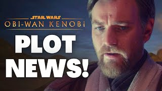 Obi-Wan Kenobi Plot is a 'Big Mystery' to Actors, Ahsoka Casting Update & More Star Wars News!