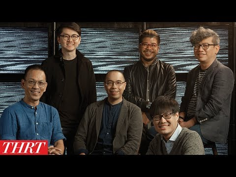 THRT 1st Directors Roundtable - บันทึกไลฟ์สด เมื่อ 6 ผู้กำกับไทยชื่อดังนั่งล้อมวงคุย
