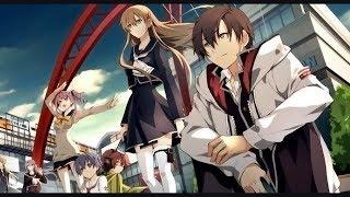 TOP 10 Super Powers/Action/School Anime thumbnail