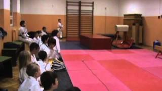 Drugo klupsko takmicenje u spretnosti Aikido Klub Samuraj Beograd