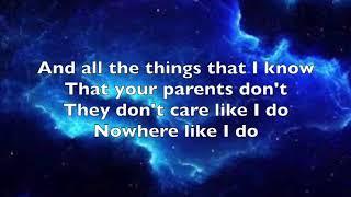 Khalid-Saturday Nights Lyrics mp3