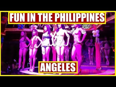 Fun in the Philippines......Angeles