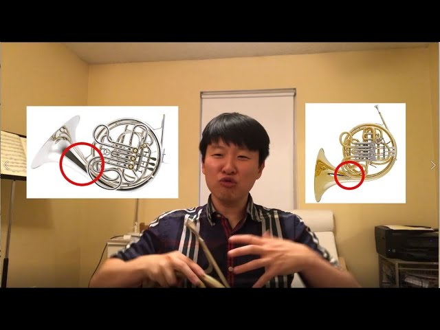 #HornTip61 #호른팁 예순한째 주: 마우스피스와 악기 고르는 방법 (3/3) How to pick out new mouthpieces and horns (3/3)