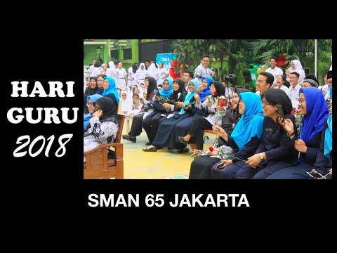 HARI GURU 2018 -  SMAN 65 JAKARTA