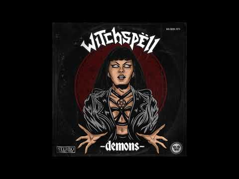 Witchspëll - Demons [EP] (2019)