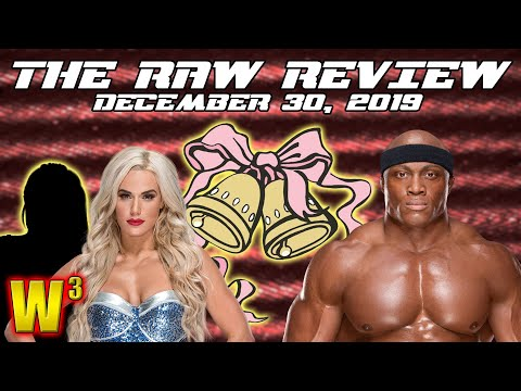 The Wedding of Bobby Lashley & Lana! | The Raw Review (December 30, 2019)