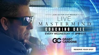 Download Video How to Close Like Grant Cardone - Cardone Mastermind MP3 3GP MP4
