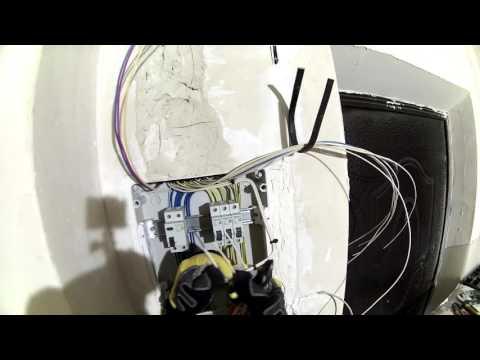 видео: Т12.3 Сборка квартирного щита