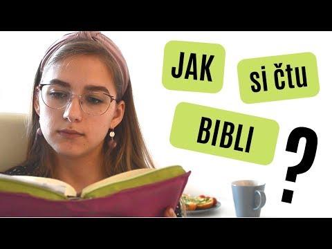 Jak si čtu Bibli
