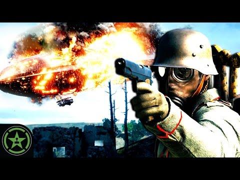 Battlefield 1 - Let's Play War Achievement Hunter