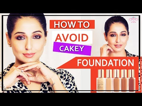 How To Avoid CAKEY Foundation   Makeup Dos and Donts   Chandni Singh