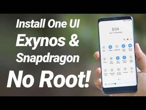 Install One UI 9 0 Pie On Any Galaxy S9 & S9 Plus