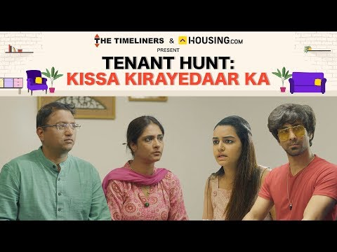 Tenant Hunt: Kissa Kirayedaar Ka | The Timeliners