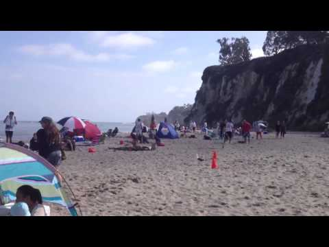 Paradise Cove Malibu on Memorial Day Weekend