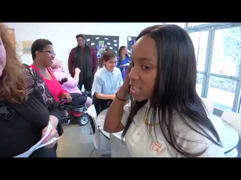 Chattanooga Girls Leadership Academy Learn From Black History Month