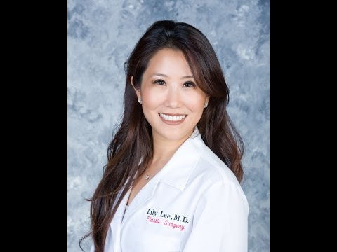 Los Angeles Plastic Surgeon Lily Lee, M.D. No more bags under your eyes or droopy eyelids.