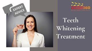 Now Trending - Teeth Whitening Treatment explained Dr. Terry Rose