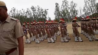 Haryana police batch no 83 prade
