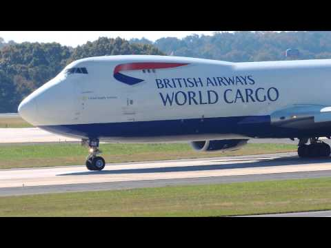 ATL: The Day of Days - Hitting the Heavy Jet Cargo Jackpot