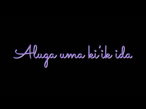 Aluga Uma Kiik Ida - Juga Gama | (Cover By; Robby Sanety)