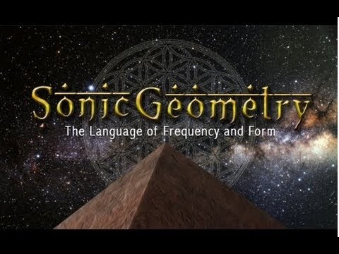 Sonic Geometry : The Language of Frequency and Form  (in Hig