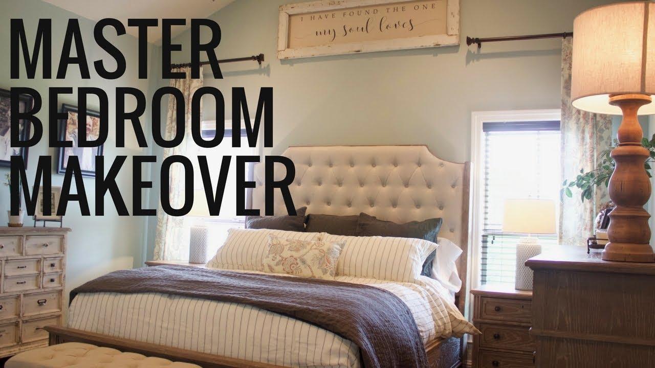 Master Bedroom Makeover|Interior Design - YouTube