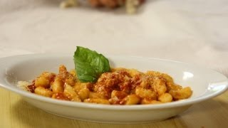 Homemade Gnocchi Recipe - Laura Vitale & Nonna - Laura In The Kitchen Episode 437