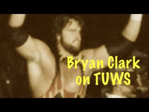 Bryan Clark Interview (Adam Bomb, Wrath, KroniK) on TUWS