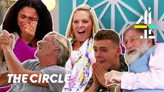 Most Emotional \u0026 Exposing Moments from Week 2 on The Circle!! | The Circle