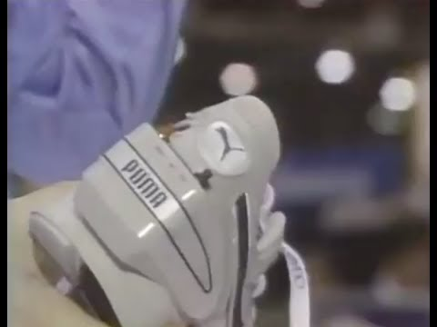 The First Computerized Running Shoe 1986: The Puma COMDEX RS Computer