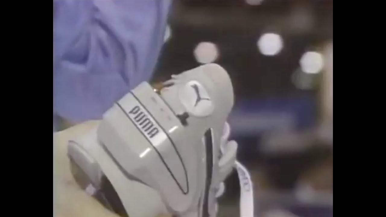 Puma a aussi des chaussures connectées iPhone à laçage