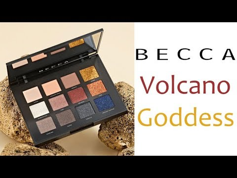 Image result for becca palette volcano