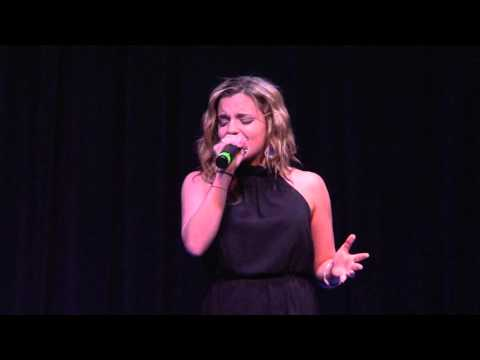 Kassidy King singing Ain't No Way at The Cactus Theater
