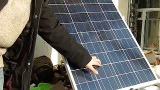 видео Солнечные панели российского производства для дома: цены и все подробности