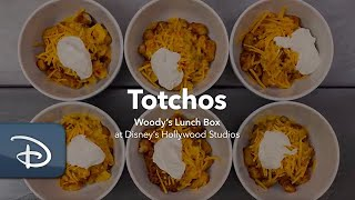 Recipe for Totchos from Woodys Lunch Box at Disneys Hollywood Studios  #DisneyMagicMoments