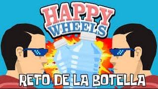 La Botella Challenge | Happy Wheels