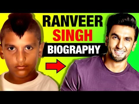 Untold Story ▶ RANVEER SINGH (रणवीर सिंह) | Biography in Hindi | Deepika Padukone & Ranveer Marriage