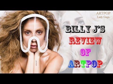 Lady Gaga Artpop Review