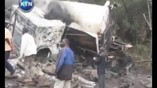 Kericho tanker accident