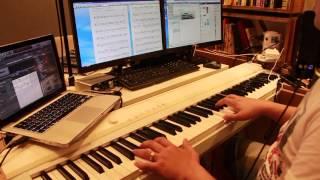 ถ้าเรียกมันว่ารัก (ตู่ ภพธร) เปียโน
