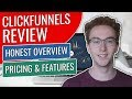 Clickfunnels Review - Complete Overview, Pricing and Features
