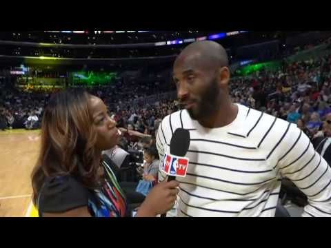 Kobe Bryant's Thoughts on the Los Angeles Sparks