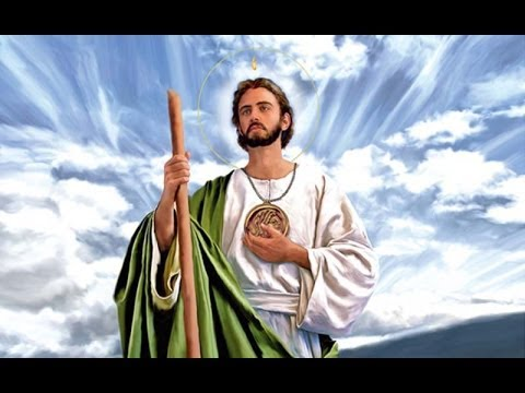 San Judas Tadeo El Santo De Los Milagros Youtube