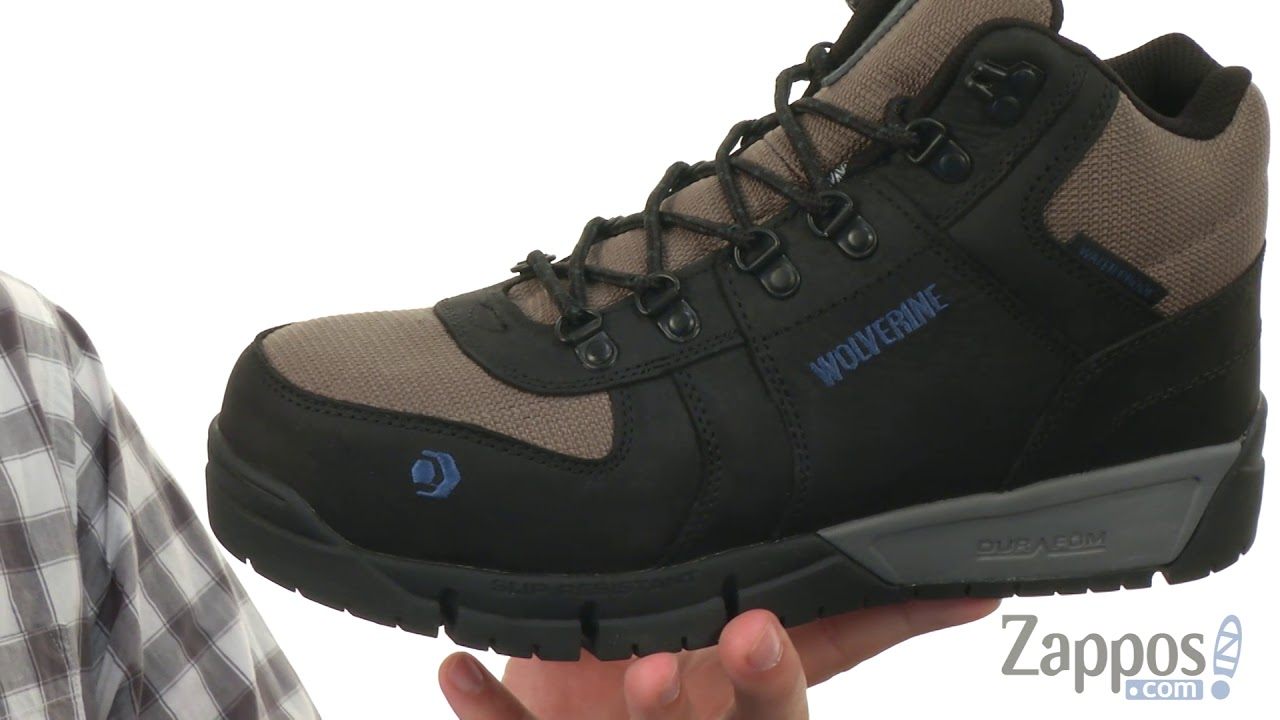 e541f054cfe Wolverine Mauler Hiker CarbonMAX Boot SKU: 8897681