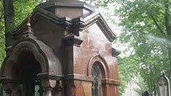 Sadettimet Helsingin ortodoksinen hautausmaa