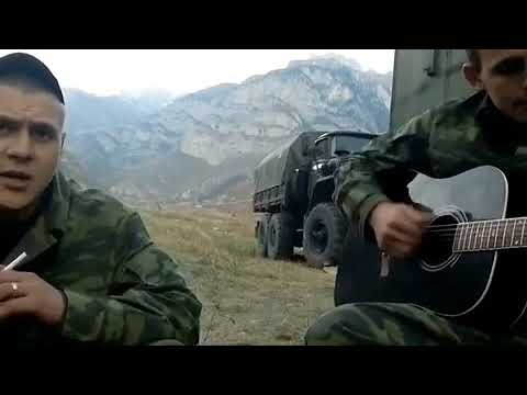 """Russian Soldiers sing """"Green Eyes""""."""