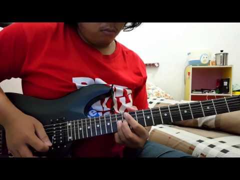 Judika - Aku Yang Tersakiti Cover Gitar Solo