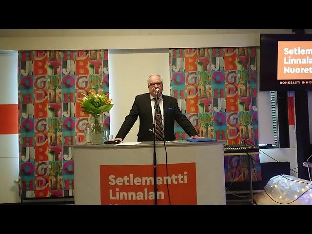 Linnalan Nuoret ry 45-v. - Kaj Turunen (kok)