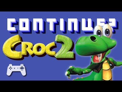 Croc 2 (PS1) - Continue?